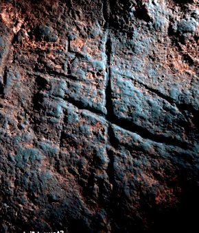 Un Grabado en una Cueva Probaría de la Existencia de Arte Neandertal - paleoantropologia, antropologia-cultural, antropologia-arqueologica - 20140906 STP001 0