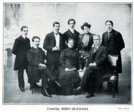 La familia miroquesa en el siglo XIX