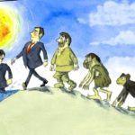 el agua y su papel en la evolucion humana