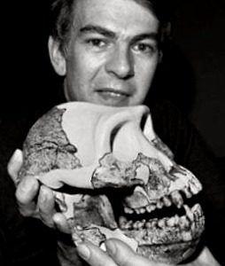 El paleoantropólogo Donald Johanson