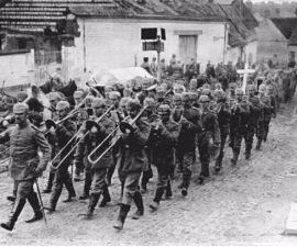 Apodos Aplicados a los Soldados Alemanes en la Primera Guerra Mundial - antropologia-cultural - soldadosalemanes 270x225