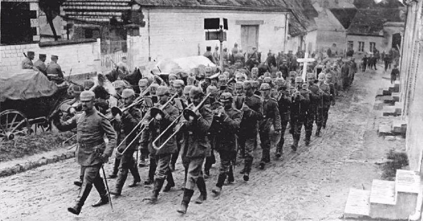 Apodos Aplicados a los Soldados Alemanes en la Primera Guerra Mundial - antropologia-cultural - soldadosalemanes 860x450