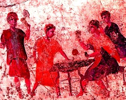 la saturnalia celebraciones paganas