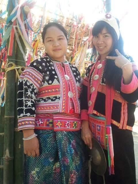 los lahu del sudeste de asia