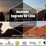 la Montaña sagrada de Lima